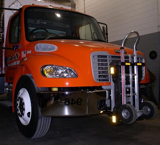 Freightliner M2  Morgan Truck Body